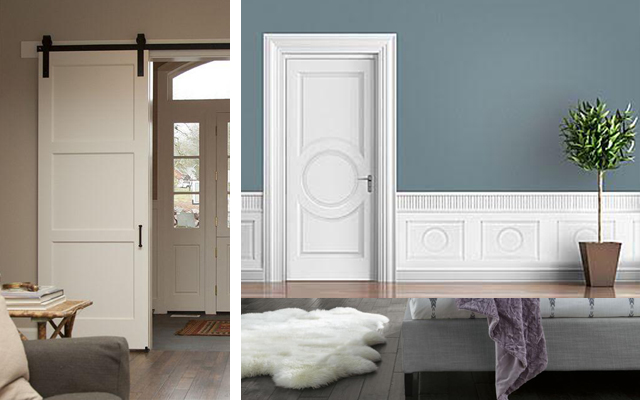 Buffelen Paint Grade Interior Doors