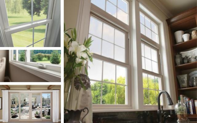Vinyl windows home building materials wholesale and supply for Milgard vinyl windows