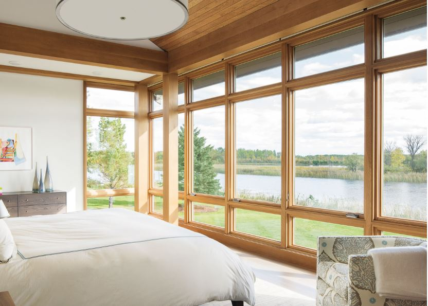 Wood Windows - Home Building Materials Wholesale and Supply